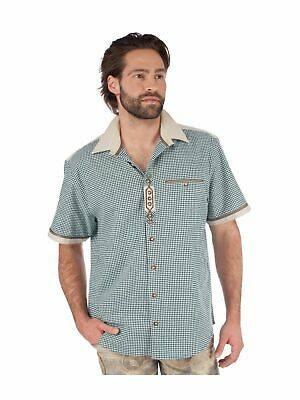 Orbis Traditional Shirt short Sleeve Dominic Green