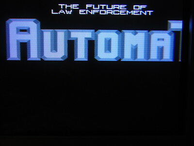 Robocop - Automat - Data East / Boot-Leg / Working / Arcade Jamma Pcb  **  628