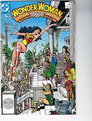 Wonder Woman # 14  VF+ 8.5