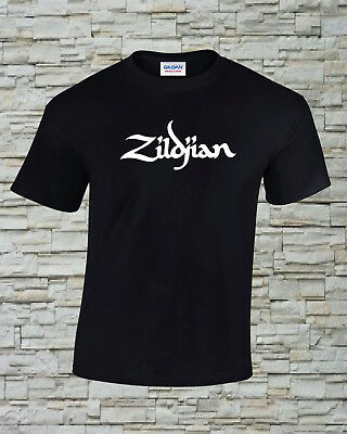 Zildjian Printed T-Shirt Size, Print and Color Choice