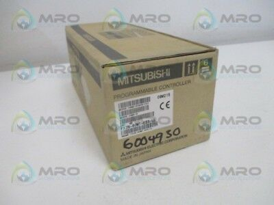 Mitsubishi Fx2N-80Mt-Ess/ul Programmable Controller 100-240Vac *new In Box*