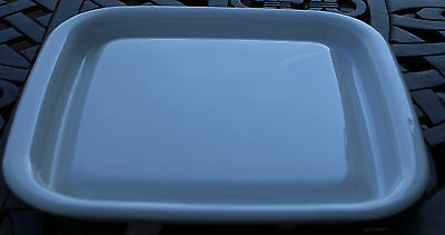 Corning Ware MW-2 Microwave Browner Grill Browning with Drip Edge