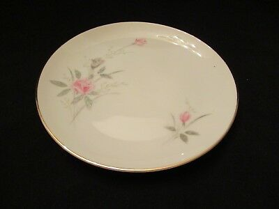 "Golden Rose Fine China Japan Bread & Butter 6.25"" Plate"