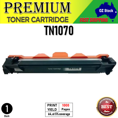 2x 4x Generic TN1070 TN-1070 Toner for Brother HL1110 DCP-1510 MFC-1810 HL1210W