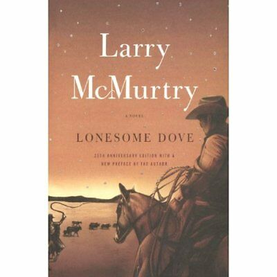 Lonesome Dove - Library Binding NEW Larry McMurtry( 2010-06-15