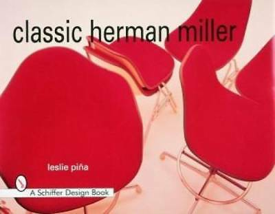 Classic Herman Miller Modern Furniture Ref History Book