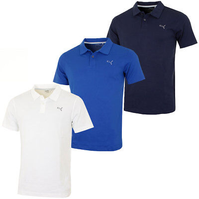 Puma Golf 2016 Mens Essential Cool Touch Tech Performance Golf Polo Shirt 570464