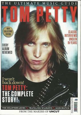 ULTIMATE MUSIC GUIDE MAG FROM UNCUT - TOM PETTY *Post included to UK/Europe/USA