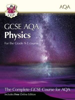 New Grade 9-1 GCSE Physics for AQA: Student Book with Online Ed... 9781782945970