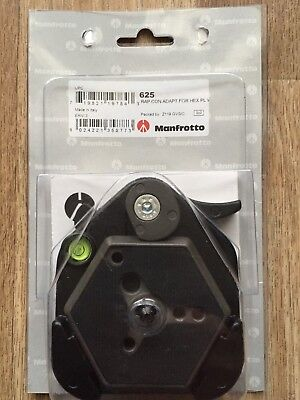 Manfrotto Stativ Hexagonaladapter 625