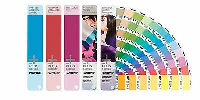 Pantone Solid Guide Set GP1605N - Includes all 5 Spot Color Guides