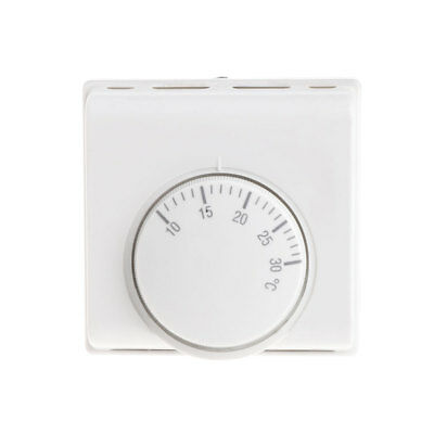 220V AC Room Floor Temperature Controller Mechanical Central Heating Thermostat