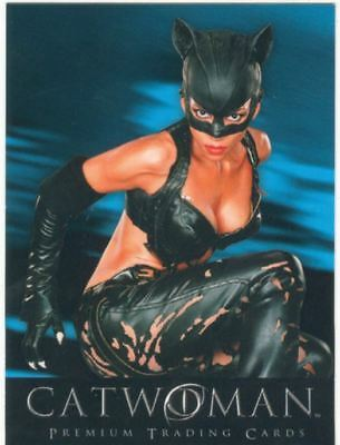 Catwoman The Movie Promo Card SD-2004