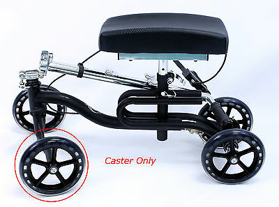 """Knee Walker Scooter 7.5"""" Wheel Caster Parts Non Marking Tire C81-KW-100 1 pc NEW"""