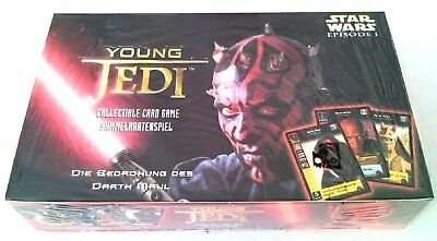 Star Wars 30 Booster Young Jedi Episode 1