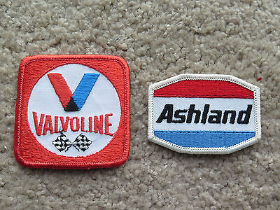 Vintage Patch lot Ashland Valvoline