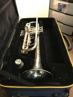 Talis B&S Trumpet With Case TTR-635