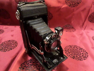 zeiss ikon telma folding camera
