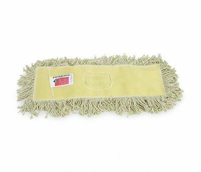 "Tough Guy Yellow Dust Mop Head, Length 48"", Width 5"", Grainger 1TZC3"