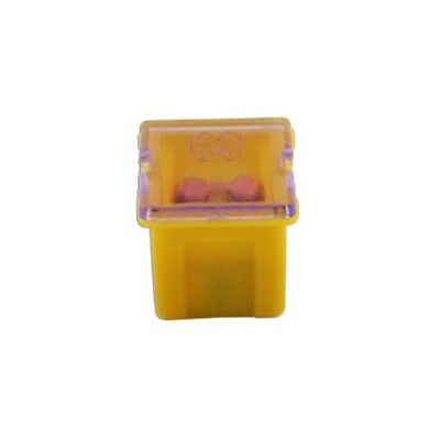 10x Fuses Auto J Type Yellow 60A Connect 30487