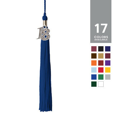 Graduation Tassel Year 2018 with '18 Bling charm