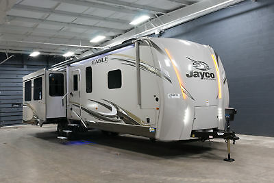 New 2018 Eagle 330RSTS Luxury Travel Trailer Camper