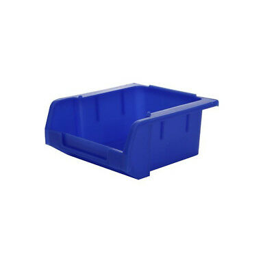 20x Stack & Nest Storage Bins Blue H 50mm x L 103mm x W 100mm FWAR112