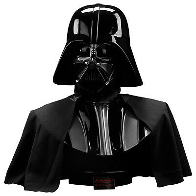 STAR WARS - Darth Vader 1:1 Scale Life-Size Bust (Sideshow Collectibles) #NEW