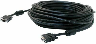 10m VGA Extension Cable 15 Pin Male/Female Computer PC LCD Monitor/Projector NEW