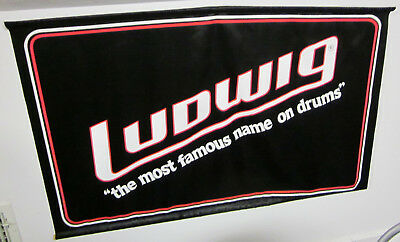 Ludwig Drum Store Banner