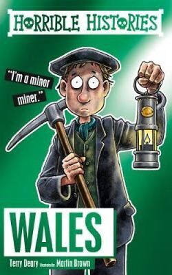 Horrible Histories Special: Wales by Terry Deary (Paperback, 2017)
