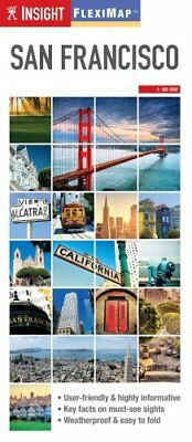 Insight Flexi Map: San Francisco by Insight Guides 9781780058207