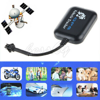 4X Vehicle Bike Motorcycle Car GPS/GSM/GPRS Real Time Tracker Tracking Device