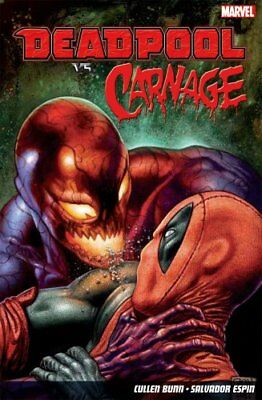 Deadpool Vs. Carnage by Salvador Espin 9781846536137 (Paperback, 2014)