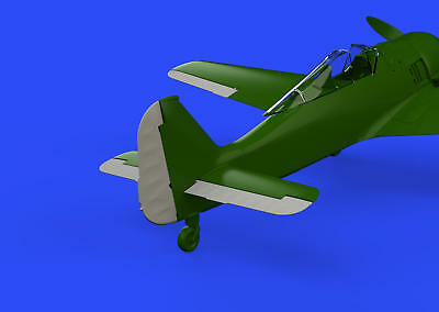 EDUARD BRASSIN 648371 Control Surfaces Early for Eduard Kit Fw190A in 1:48