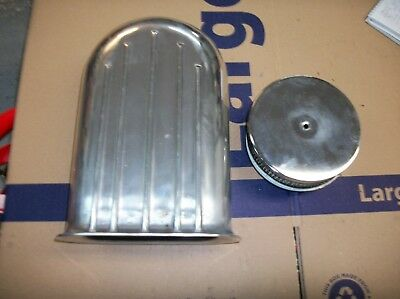 Gasser Air Filter Chevy  Ford Mopar  Hot Rat Rod  Ford 1932  1940 Scta  Nhra