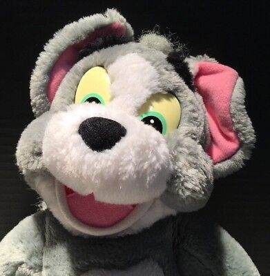 """Tom The Cat From Tom And Jerry Plush Stuffed Animal 16"""" Tall - 1993 Vintage"""