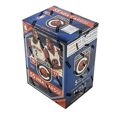 2016-17 Panini Complete 11 Pack Box Basketball NBA OVP