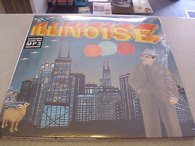 Sufjan Stevens - Come On Feel The Illinoise - 2LP Vinyl & MP3 ///// Neu & OVP