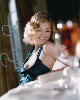 Rosamund Pike- Color Attractive Signed Photograph