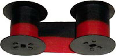Lathem Mechanical Time Clock Ribbon (7-2C Black/Red) for all 2000, 3000, 4000