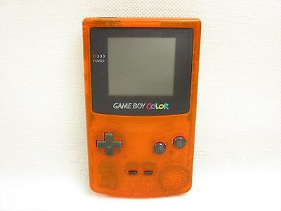 GAME BOY COLOR JUNK Console Daiei Hawks Limited Gameboy Not Working 1614 gb JP