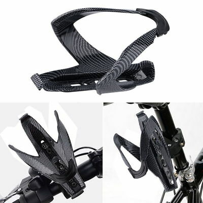Plastic MTB Mountain Road Bike Bicycle Drinks Water Bottle Holder Rack Cage New