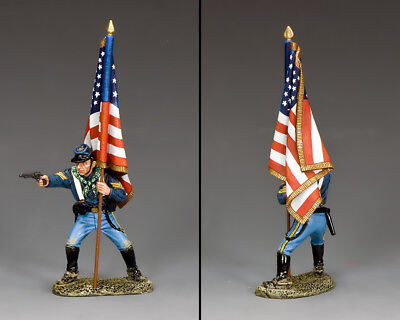 "King & Country John Ford's Cavalry ""Rally Round The Flag Boys!"" KX035"