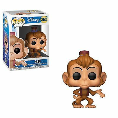 Disney Aladdin Pop! Vinyl Figure - Abu *BRAND NEW