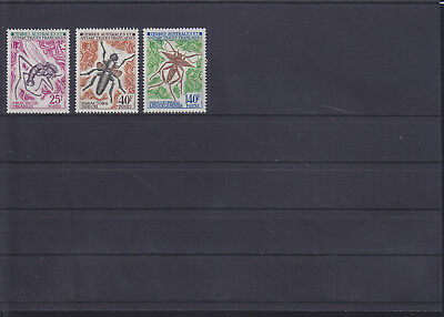 056973 Insekten Insects TAAF 71-73 ** MNH Year 1972