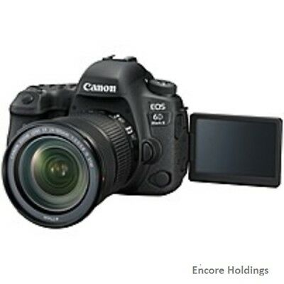 Canon EOS 6D Mark II Digital SLR Camera with Lens 24 mm to 105 mm (Lens 1)