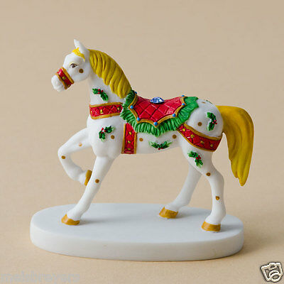 Painted Ponies SEASONS GREETINGS Celebrations Mini Figurine #4021128  NIB