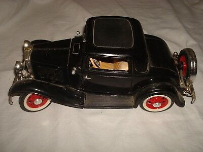 road legends 1932 ford 3 window coupe diecast car