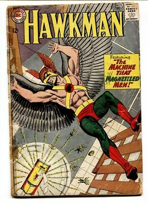 Hawkman #4 DC 1st appearance of ZATANNA-COMIC BOOK